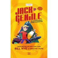 9786069781548_001w Carte Editura Pandora M, Jack si Geniile In adancurile marii albastre, Bill Nye