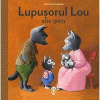 9786069781623_001w Carte Editura Pandora M, Lupusorul Lou este gelos, Antoon Krings