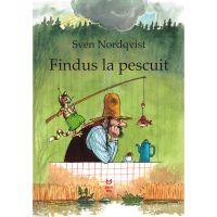 9786069781739_001w Carte Editura Pandora M, Findus la pescuit, Sven Nordqvist
