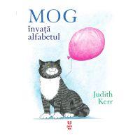 9786069781746_001w Carte Editura Pandora M, MOG invata alfabetul, Judith Kerr