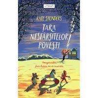 9786069781814_001w Carte Editura Pandora M, Tara nesfarsitelor povesti,  Kate Saunders