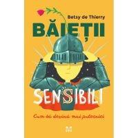 9786069781869_001w Carte Editura Pandora M, Baietii sensibili, Thierry Betsy