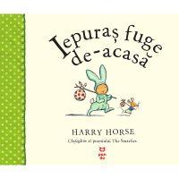 9786069781906_001w Carte Editura Pandora M, Iepuras fuge de-acasa, Harry Horse