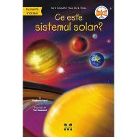9786069781951_001w Carte Editura Pandora M, Ce este sistemul solar Stephanie Sabol