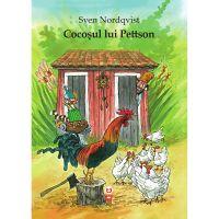 9786069781968_001w Carte Editura Pandora M, Cocosul lui Pettson, Sven Nordqvist