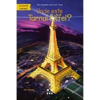 9786069782439_001w Carte Editura Pandora M, Unde este Turnul Eiffel Dina Anastasio