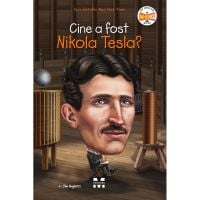 9786069782637_001w Carte Editura Pandora M, Cine a fost Nikola Tesla Jim Gigliotti
