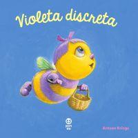9786069782699_001w Carte Editura Pandora M, Violeta discreta, Antoon Krings