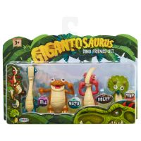 98617-4L_001w Set 4 figurine Gigantosaurus, Dino Friends