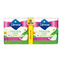 9900_001w Absorbante Libresse Natural Care Ultra Normal, 20 bucati