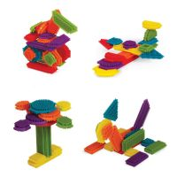 997036_001w Set 36 piese de construit flexibile Edushape