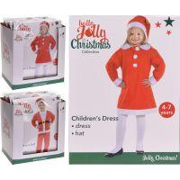 AAF201400_001w Costum Mos Craciun pentru copii