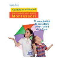 Activitati de sezonn dupa pedagogia Montessori