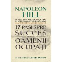 Carte Editura Litera, 17 pasi spre succes pentru oamenii ocupati, Napoleon Hill