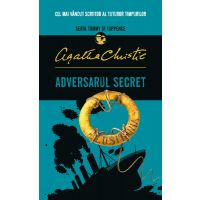 Carte Editura Litera, Adversarul secret, Agatha Christie