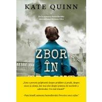Carte Editura Litera, Zbor in trecut, Kate Quinn
