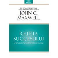Carte Editura Litera, Reteta succesului, John Maxwell