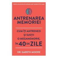 Carte Editura Litera, Antrenarea memoriei, Dr. Gareth Moore