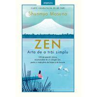 Carte Editura Litera, Zen. Arta de a trai simplu, Shunmyo Masuno
