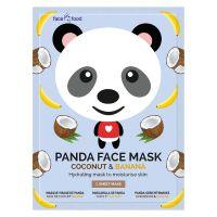 AM02_000 Masca pentru adolescenti din material textil 7Th Heaven, Panda
