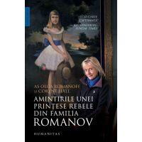 Amintirile unei printese rebele din familia Romano, Olga Romanoff, Coryne Hall