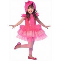 20212196 Costum de petrecere flamingo