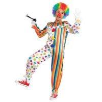 20212173_8-10Y_001 Costum de petrecere copii Clown