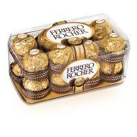 ART_02828_001w Praline de ciocolata Ferrero Rocher, 200 g