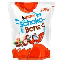 ART_13719_001w Bomboane de ciocolata cu lapte Kinder Schokobons, 200 g