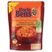 ART_18380_001w Orez mexican condimentat Uncle Ben's, 250 g
