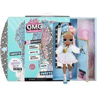 572756EUC 572763EUC SWEETS LOL Surprise, Papusa Fashion OMG, Seria 4, Sweets 572763