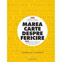 Carte Editura Litera, Marea carte despre fericire