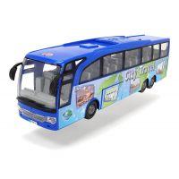 Autobuz Dickie Toys -Touring Bus, albastru