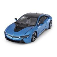 58400 Albastru Masinuta Rastar BMW I8, Albastru, 1:43