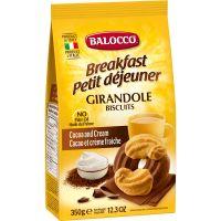 B121_001w Biscuiti cu cacao Balocco Girandole, 350 g