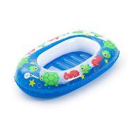 Barca gonflabila pentru copii Bestway, 102 x 69 cm, Albastru