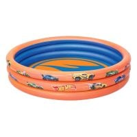 B93403_001 Piscina gonflabila Bestway, Hot Wheels, 122 x 25 cm