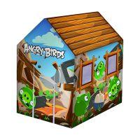 B96115_001 Casuta copii Bestway Angry Birds, 102 x 76 cm