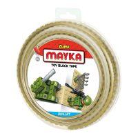 Banda adeziva Zuru Mayka Standard Medium - Crem