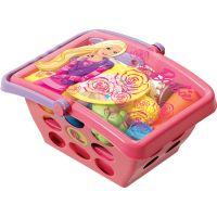 Barbie - Cos cumparaturi (cu accesorii)