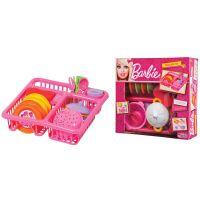 Barbie - Set de vase cu suport