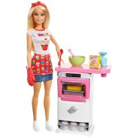 Barbie - Set de joaca Brutarie FHP57_2