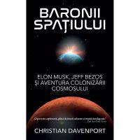 Baronii spatiului, Christian Davenport