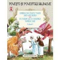 Basme bilingve americane. Vol. I, Nathaniel Hawthorne, L. Frank Baum
