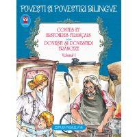 Basme bilingve franceze. Vol. I, Guy de Maupassant, Alphonse Daudet, Charles Perrault