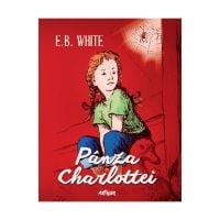 BCHAR_001 Carte Editura Arthur, Panza Charlottei, E.B.White