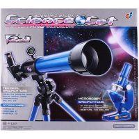 Set de stiinta Best Luck, Microscop si telescop