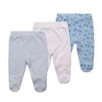 20203212 Set 3 pantaloni bebe Minoti Bear
