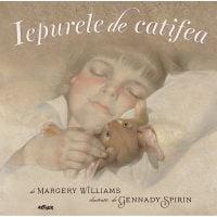 BIEPCA_001w Carte Editura Arthur, Iepurele de catifea, cartonat, Margery Williams