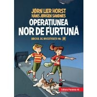 Biroul de investigatii nr. 2. Nor de furtuna, Jorn Lier Horst, Hans Jorgen Sandnes